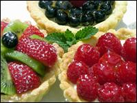 Perfection in a Fruit Tart