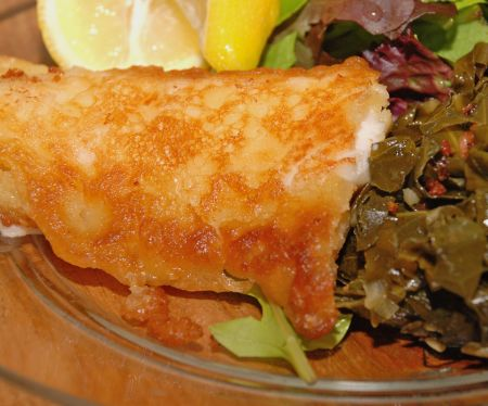 Beer Batter Fried Fish