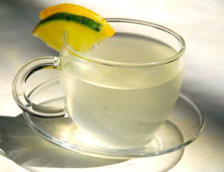 Ginger Lemon Tisane